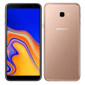 "Smartphone Samsung Galaxy J4 Plus, Dual Chip, 6"", 4G, WiFi, Android 8.1, 13MP, 32GB - Cobre"