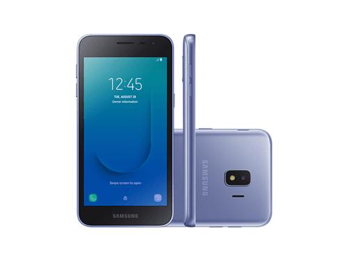 Smartphone Samsung Galaxy J260M J2 Core Prata