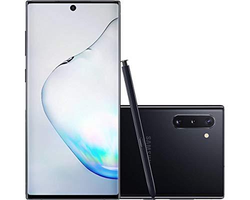 Smartphone Samsung Galaxy Note 10 (Preto)