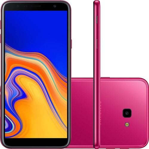 Tudo sobre 'Smartphone Samsung J415G Galaxy J4+ Rosa 32 GB - Claro'