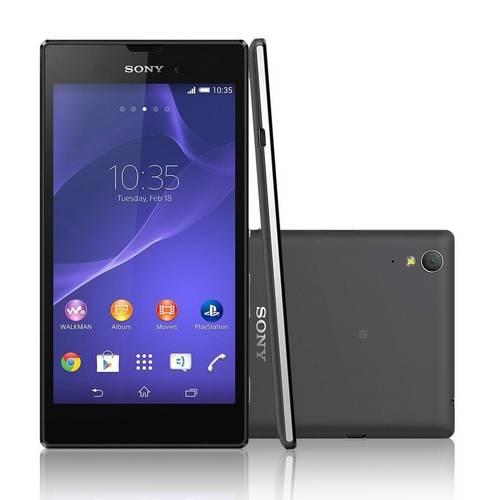 Tudo sobre 'Smartphone Sony Xperia T3 D5106 Desbloqueado Claro'