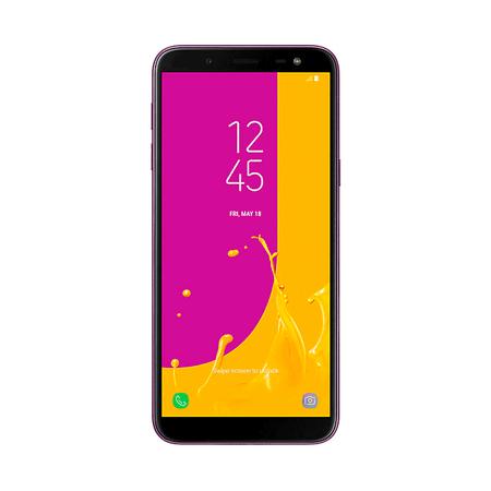 Tudo sobre 'Smartphone Violeta J6 32GB Samsung'