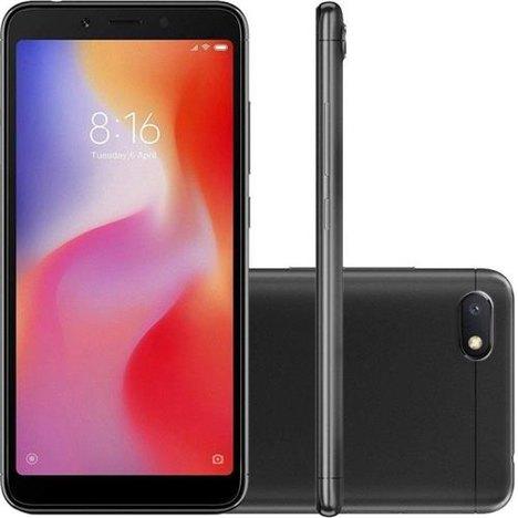 Smartphone / Xiaomi / Mi 6 a / 16Gb / Tela de 5.45 / Dual Sim - Preto