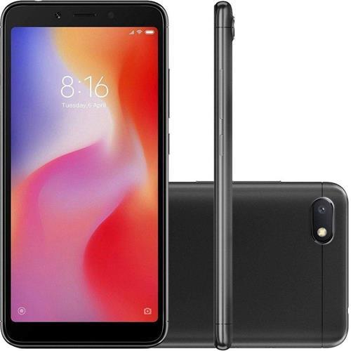 "Smartphone / Xiaomi / MI 6 a / 16GB / Tela de 5.45"" / Dual Sim - Preto"