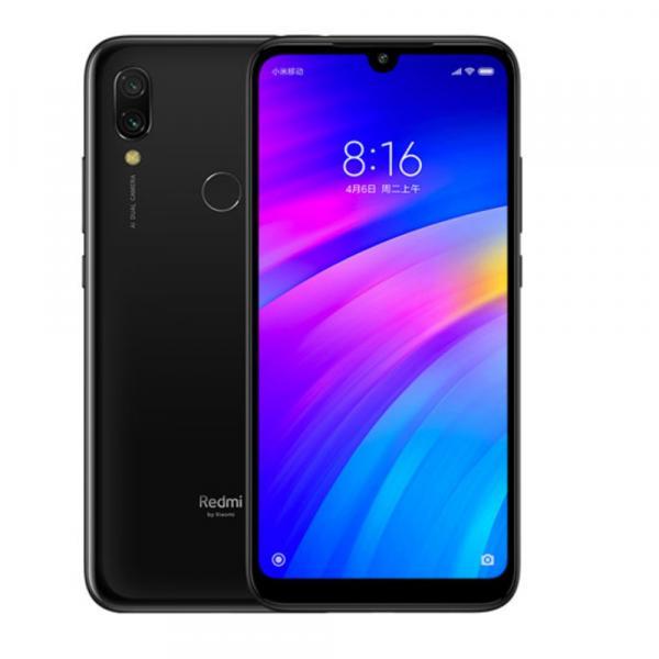 "Smartphone / Xiaomi / MI 7 / 16GB / Tela de 6.26"" / Dual Sim - Preto"