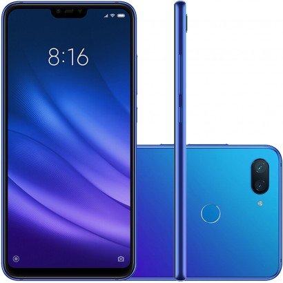 Tudo sobre 'Smartphone MI 8 Lite 64GB Versão Global Azul - Xiaomi'