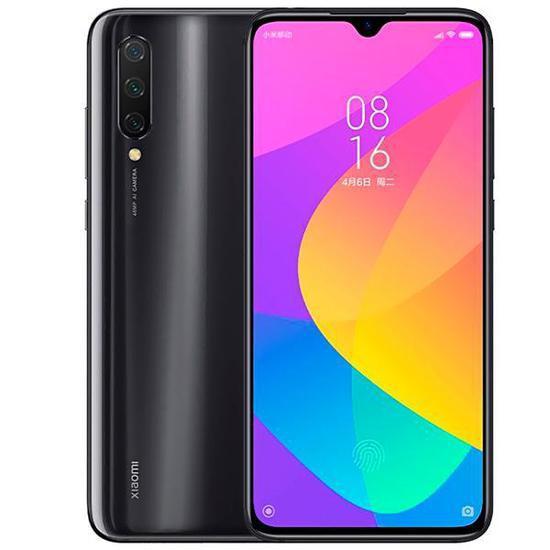 "Smartphone Xiaomi Mi A3 Dual SIM 128GB Tela de 6.01"" - Preto"