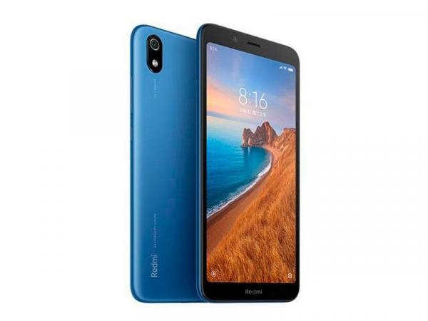 Tudo sobre 'Smartphone Xiaomi Redmi 7A 16Gb Versão Global - Azul'