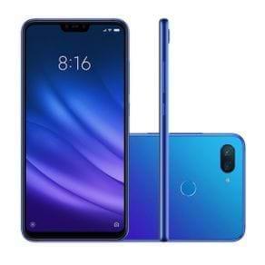 """Tudo sobre 'Smartphone Xiaomi Redmi 8 Lite 64GB 4GB 6,2"""" Câmera Dupla 4G 12+5MP Dual Chip Azul'"""