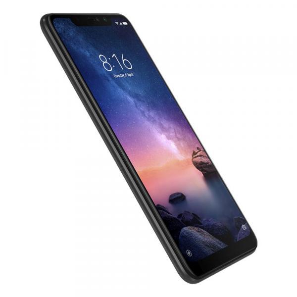 Smartphone Xiaomi Redmi Note 6 Pro 64GB CX261 Preto