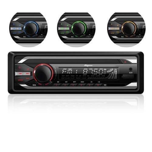 Tudo sobre 'Som Automotivo Quatro Rodas CD Player MTC6614, USB, Auxiliar, Cartão SD e 25Wx4'