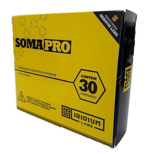 Tudo sobre 'Soma Pro 30 Tabs'