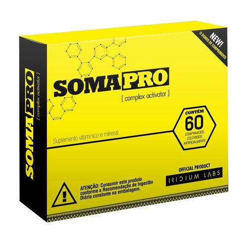 Tudo sobre 'Soma Pro 60caps Iridium Labs'