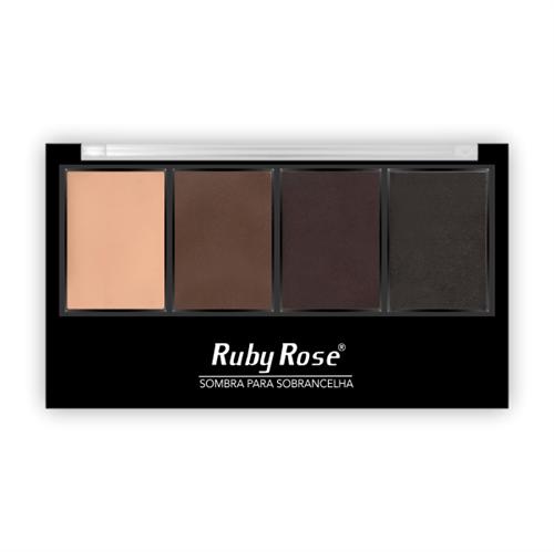 Kit Sobrancelha Ruby Rose com Primer