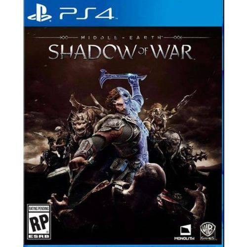 Tudo sobre 'Sombras da Guerra - PS4'
