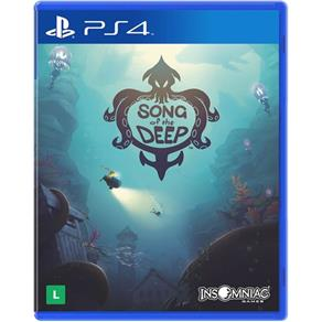 Song Of The Deep - PS4