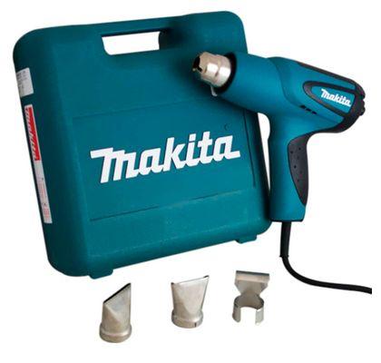 Tudo sobre 'Soprador Térmico Makita 350 a 500ºC - HG5012K HG5012K - 220V - 1500W'