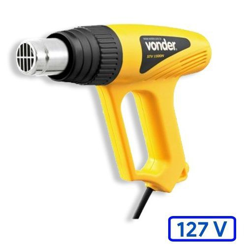 Soprador Térmico - STV 1500N - 127V - Vonder