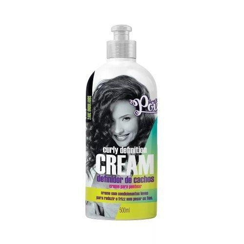 Soul Power Curly Definition Cream Creme P/ Pentear 500ml