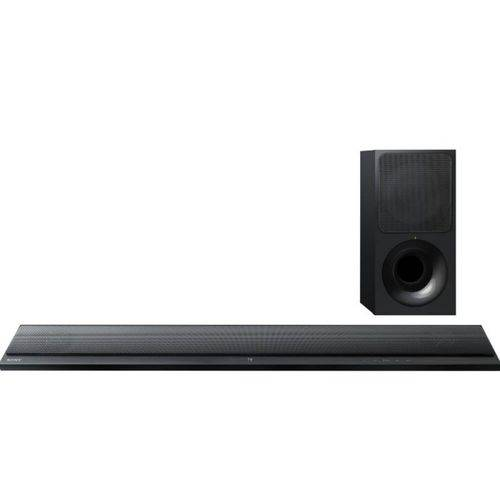 Tudo sobre 'Soundbar Sony HT-CT390 180W 2.1 Canais Preto com Subwoofer Wireless'