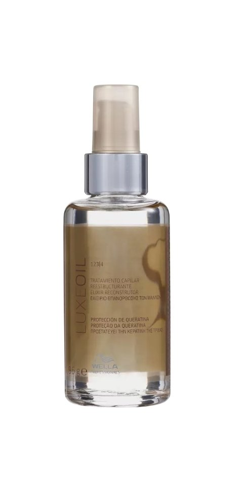 Sp System Profissional Luxe Oil 100Ml