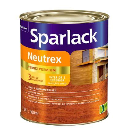 Tudo sobre 'Sparlack Neutrex Mogno Brilhante 900 Ml'