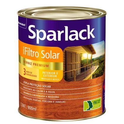 Tudo sobre 'Sparlack Triplo Filtro Solar 900ml Mogno Brilhante'