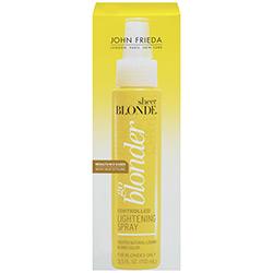 Spray Clareador para Cabelos Loiros 103ml - Sheer Blonde - John Frieda