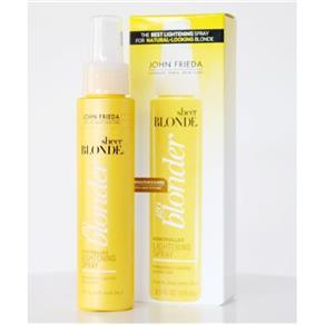 Spray Clareador Sheer Blonde Go Blonder Controlled Lightening Spray 103 ML