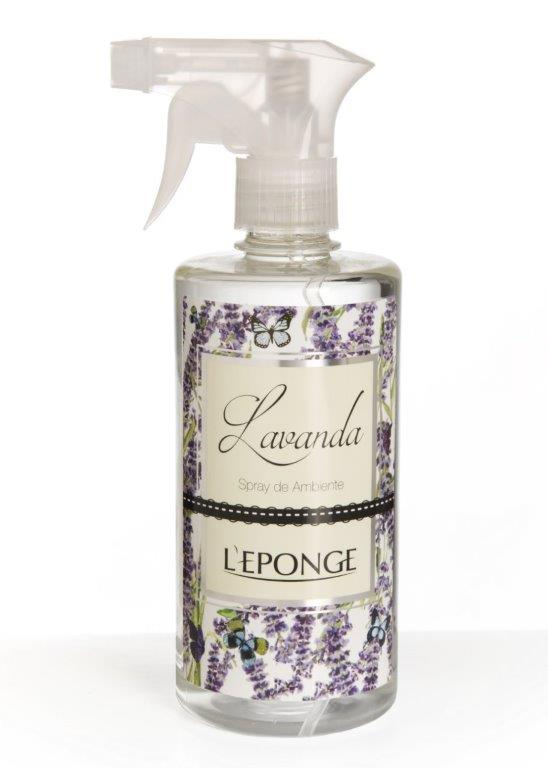 Spray de Ambiente Lavanda 500 Ml
