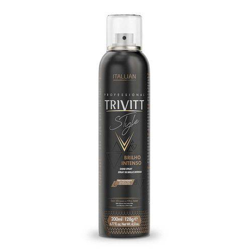 Spray de Brilho Intenso Trivitt 200ml