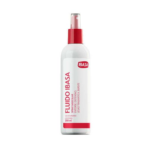 Spray Muscular Fluído Ibasa 200ml
