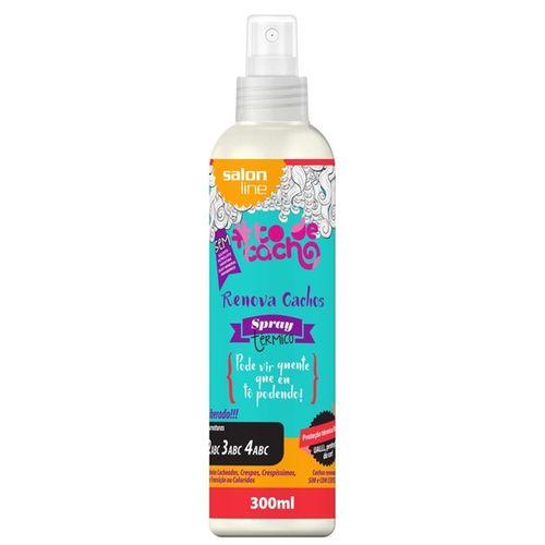 Spray Salon Line #todecacho Renova Cachos - 300ml