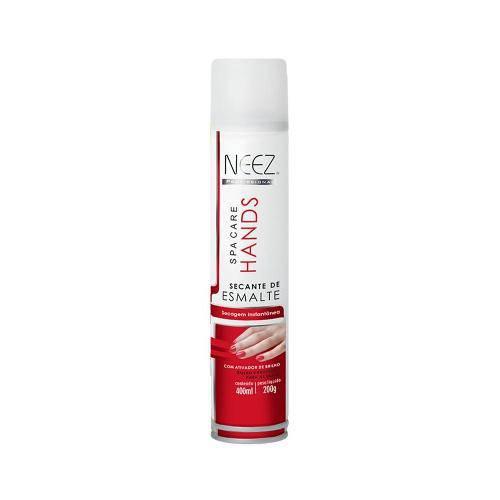 Spray Secante de Esmalte 400ml Neez