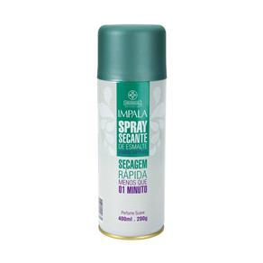 Spray Secante de Esmalte para Unhas de Secagem Rápida Impala