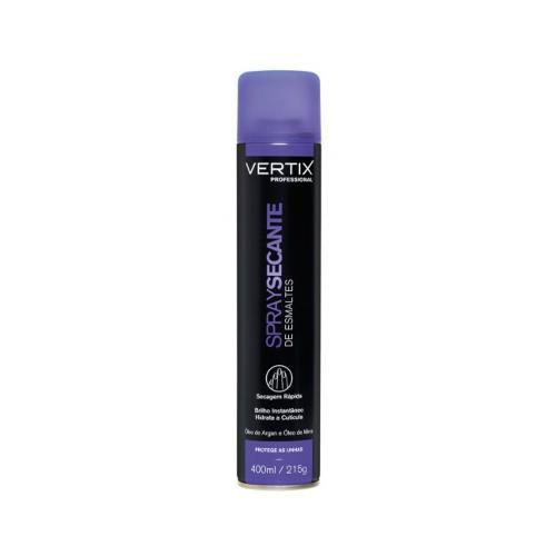 Spray Secante de Esmalte Vertix 400ml
