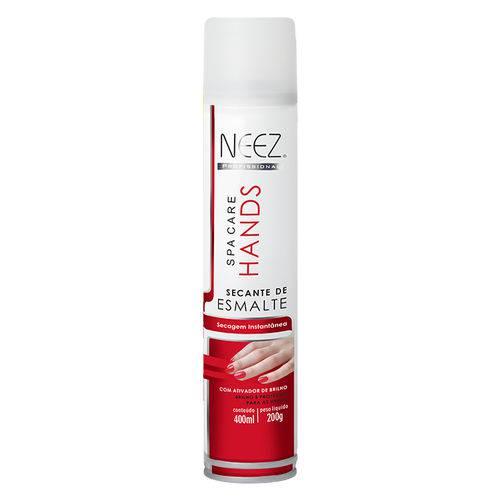 Spray Secante de Unhas Neez 400ml