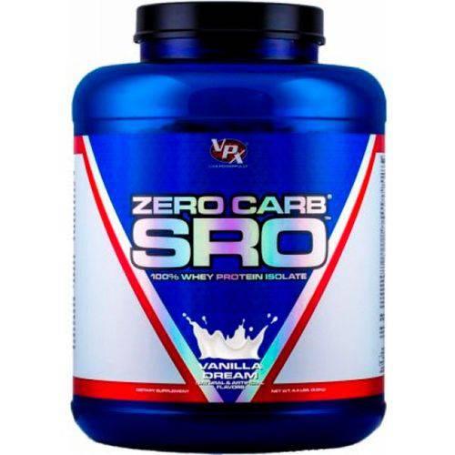 Tudo sobre 'Sro Zero Carb 2kg Vpx - Vpx'