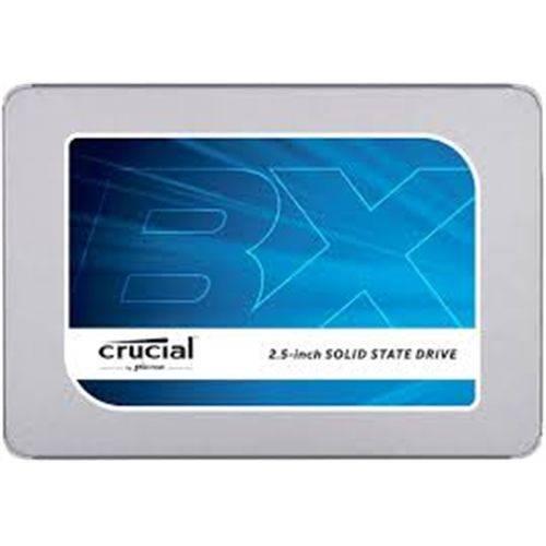Tudo sobre 'Ssd Crucial Bx300 - 120gb Sata 2,5'' - 7mm (com Adaptador de 9,5mm) - Micron'