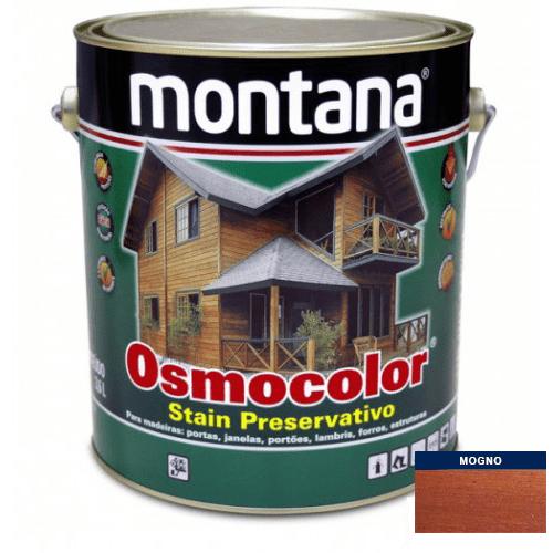 Stain Acetinado Mogno Osmocolor Montana 3,6l