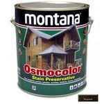 Stain Acetinado Nogueira Osmocolor Montana 3,6l