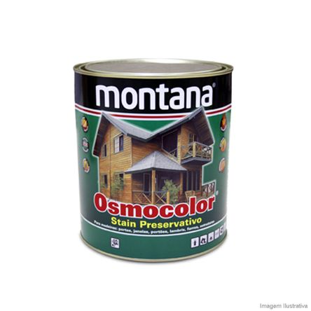 Stain Osmocolor 1/4 Litros Natural Montana