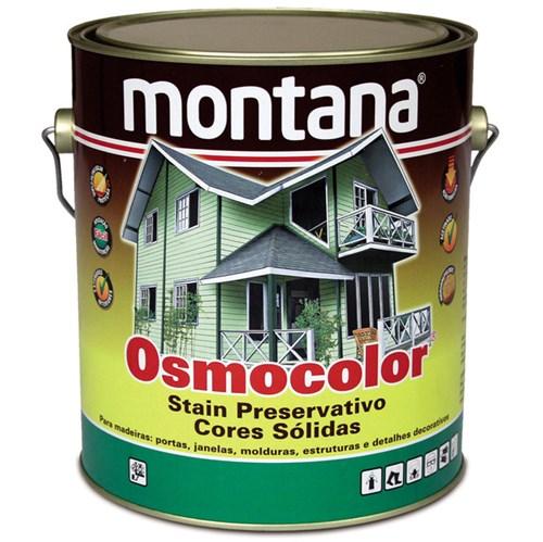 Tudo sobre 'Stain Osmocolor Acetinado Branco Neve 3,6L Montana'