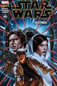Star Wars #05 - Destino