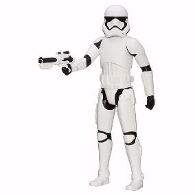 Star Wars - Boneco First Order Stormtrooper - Hasbro