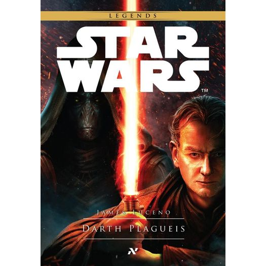 Tudo sobre 'Star Wars - Darth Plagueis - Aleph'