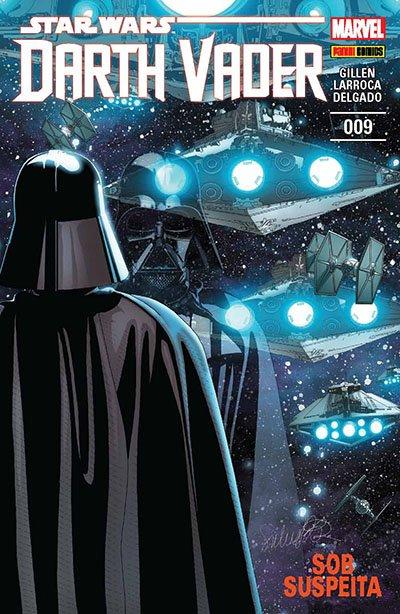 Star Wars Darth Vader #09 - Sob Suspeita