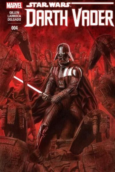 Star Wars: Darth Vader - Edição 4