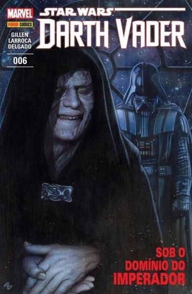Star Wars: Darth Vader - Edição 6