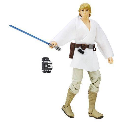 "Tudo sobre 'Star Wars Figura Luke Skywalker 6""'"